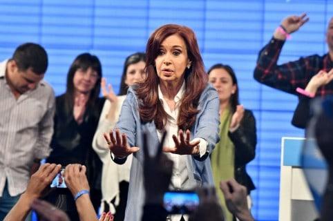 Expresidenta Cristina Fernández de Kirchner