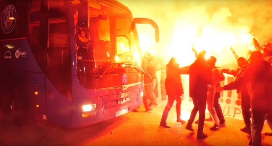 Bus del PSG