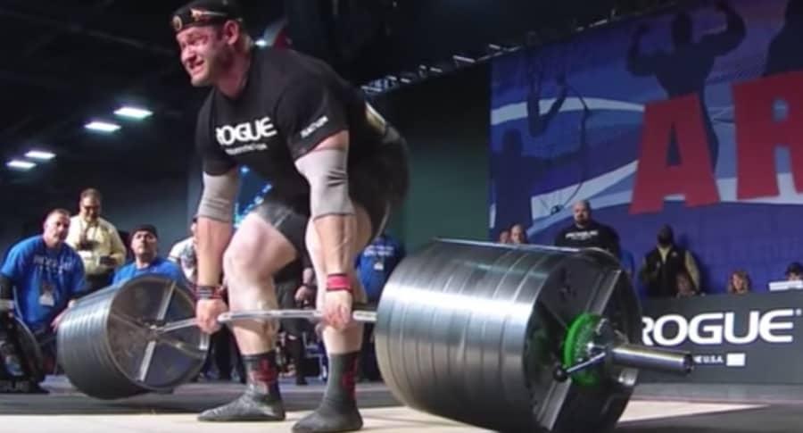 Levantador de pesas ruso