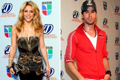 Shakira y Enrique