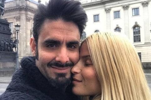 Santiago Iregui y Mary Méndez