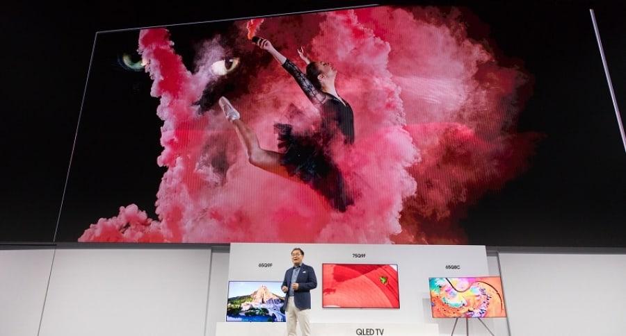Jonghee Han presidente del Negocio de Exhibición Visual en Samsung Electronics
