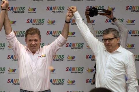 Santos y Gaviria