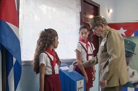 Raúl Castro. Elecciones Cuba.