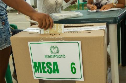 Voto. Elecciones