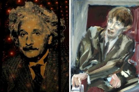 Einstein y Hawking