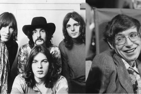 Pink Floyd y Stephen Hawking
