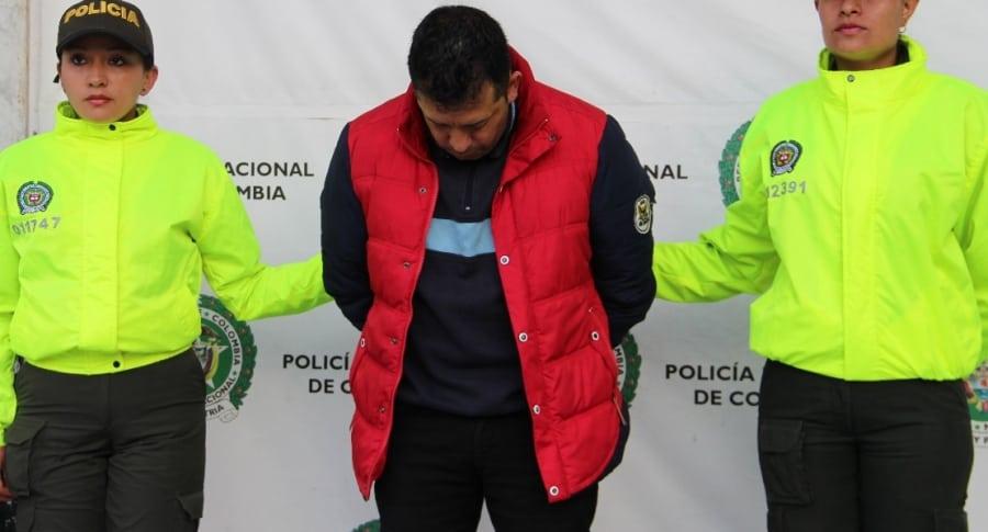 Capturado por presunto feminicidio en el noroccidente de Bogotá