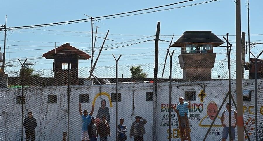 BOLIVIA-Cárcel de Palmasola