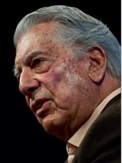 Gustavo Petro y Mario Vargas Llosa