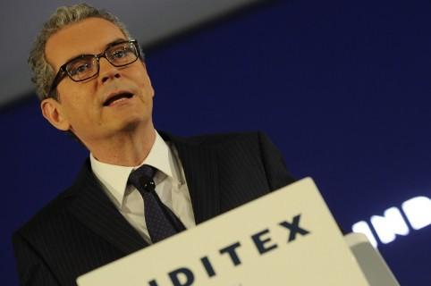 Pablo Isla, presidente ejecutivo del grupo Inditex, dueño de Zara