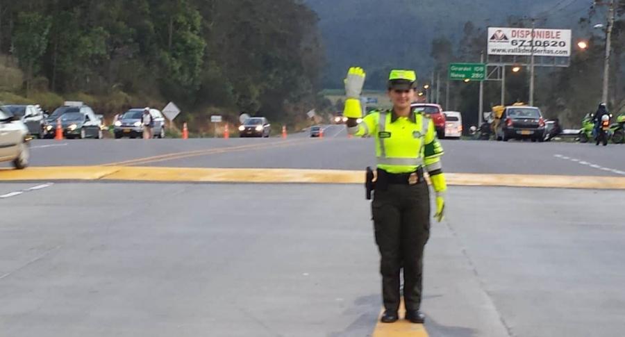 Policía carreteras