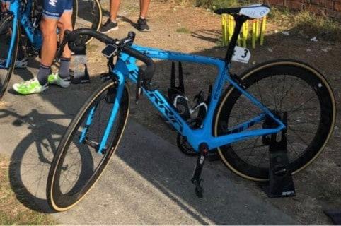 Bicicleta Óscar Sevilla