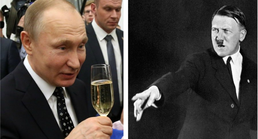 Putin Hitler