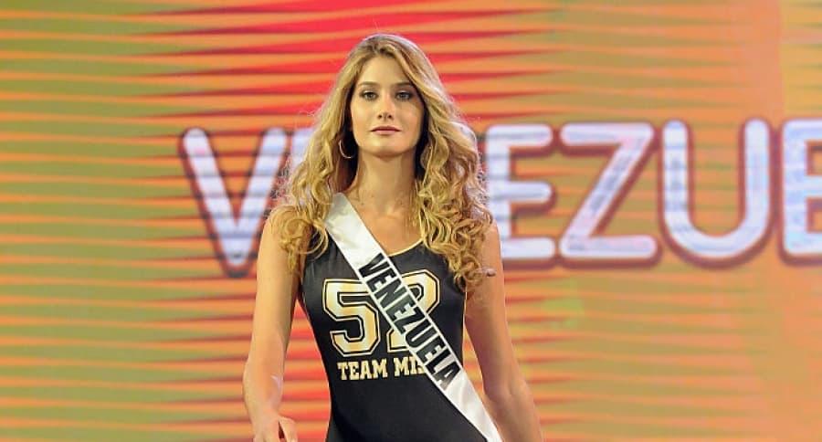 Miss Venezuela 2015, Mariam Habach
