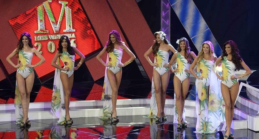Participantes Miss Venezuela 2016