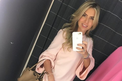 Ana Sofía Henao, modelo.