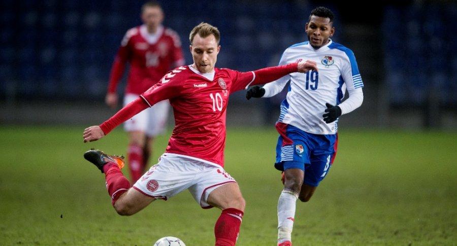 Dinamarca 1-0 Panamá