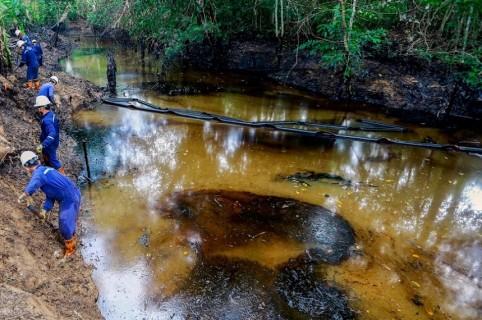 Derrame de crudo de Ecopetrol