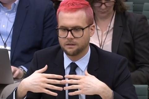 Christopher Wylie, delator del escándalo