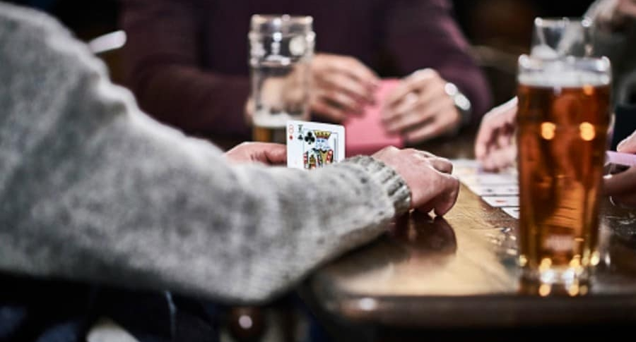 Juego de cartas.