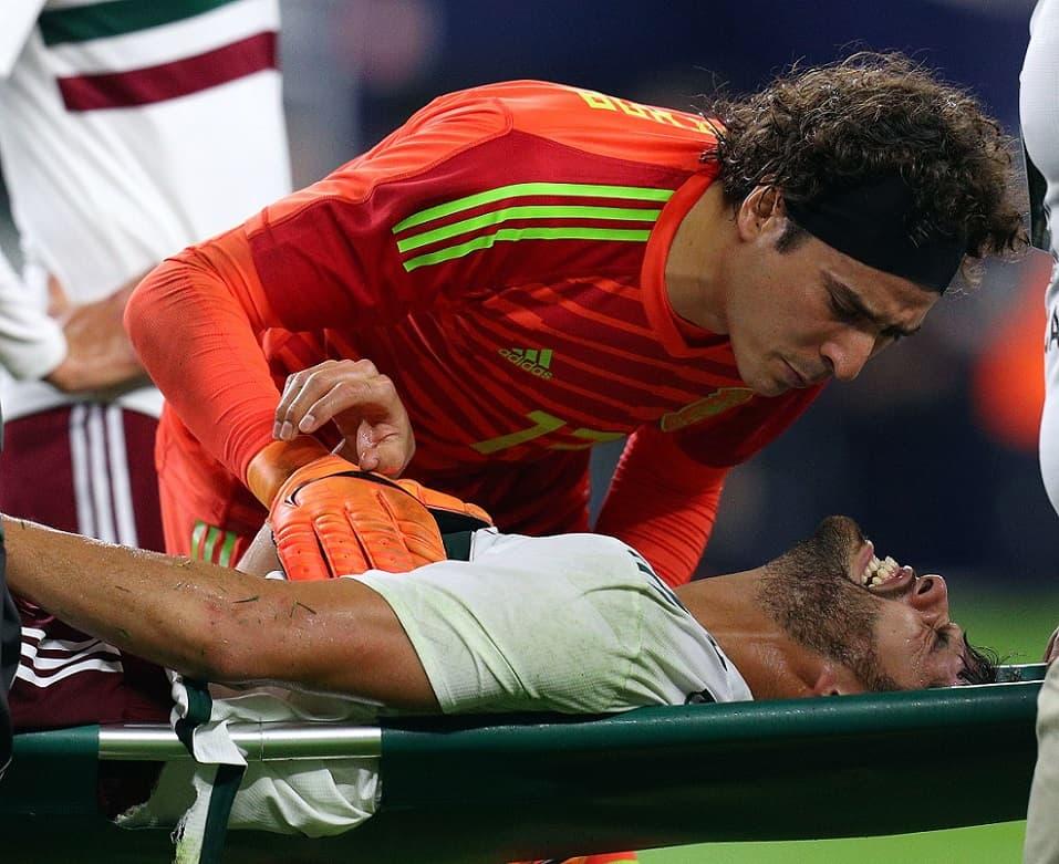 México vs Croacia