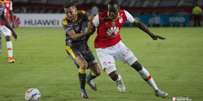 Independiente Santa Fe vs Deportivo Independiente Medellín