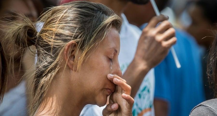 Cinco reclusos muertos y dos policías heridos en motín en centro de Venezuela