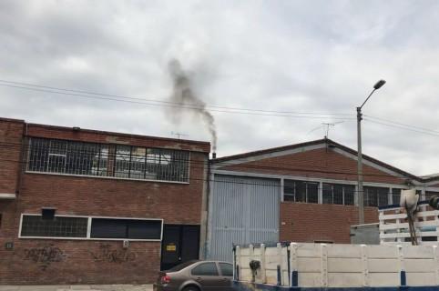 Empresa sancionada por contaminar.