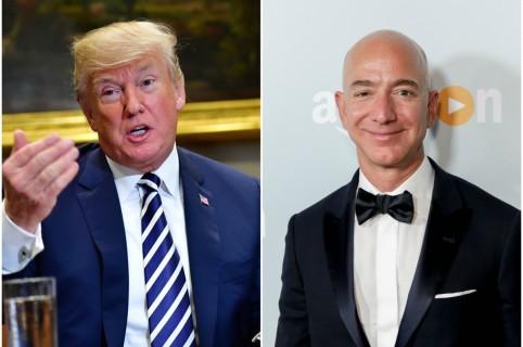 Donald Trump / Jeff Bezos
