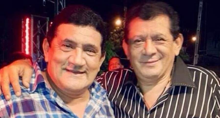 Poncho y Emiliano Zuleta