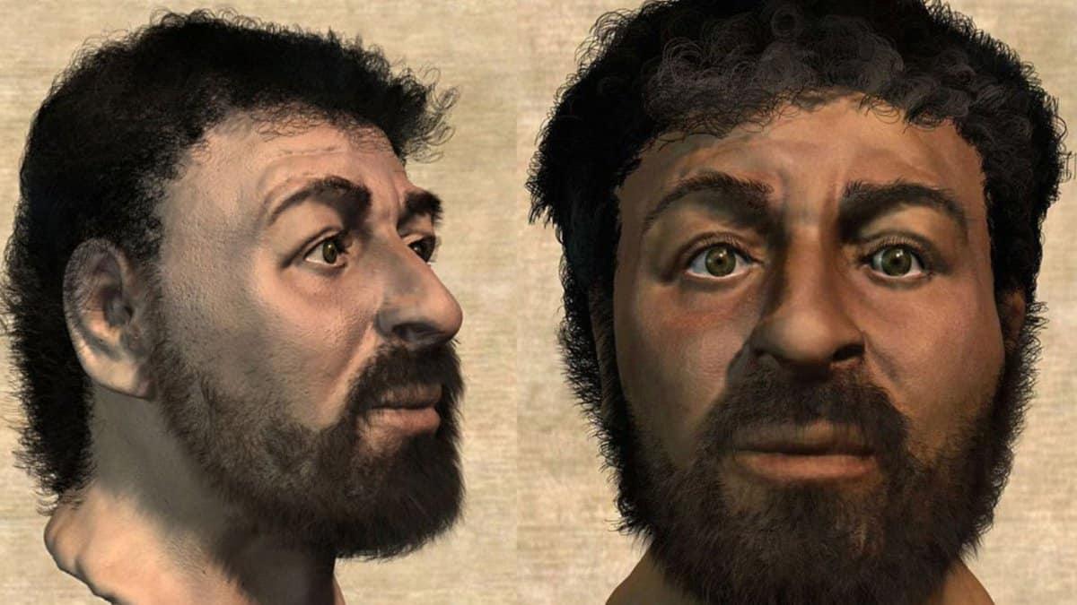 Jesús, según Richard Neave