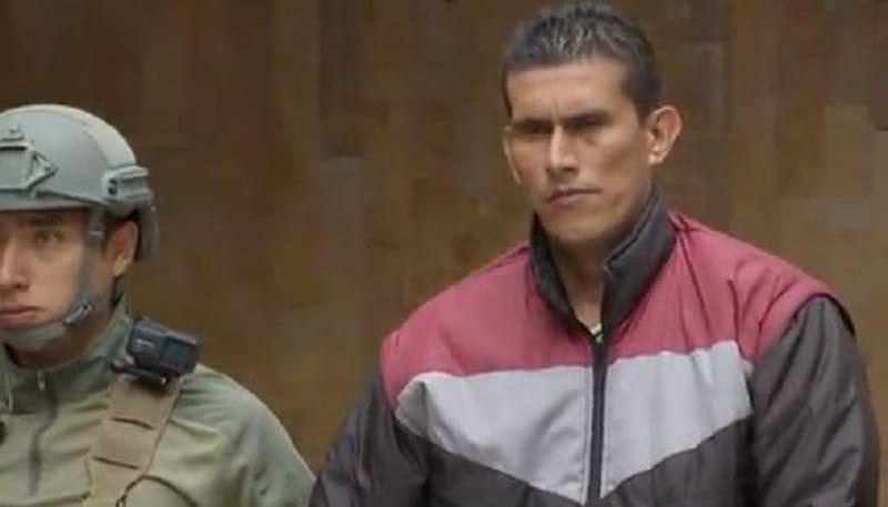 Gustavo Hernán Sepúlveda David, alias 'Máscara'.