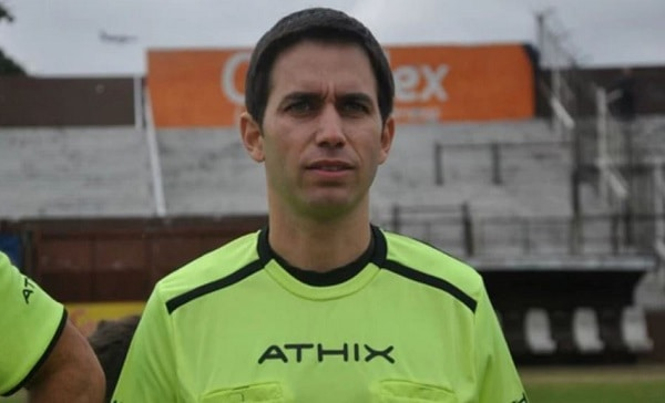 Juez Martín Bustos