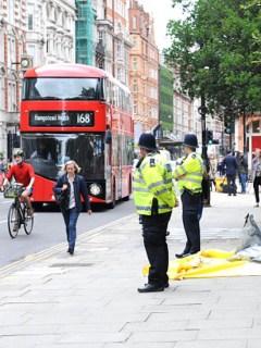 Homicidios en Londres