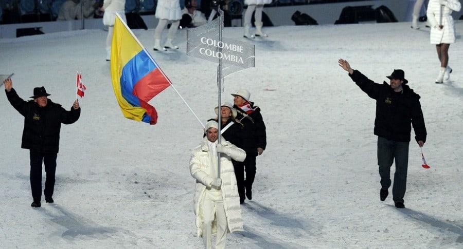 Colombia en Juegos Olímpicos de invierno