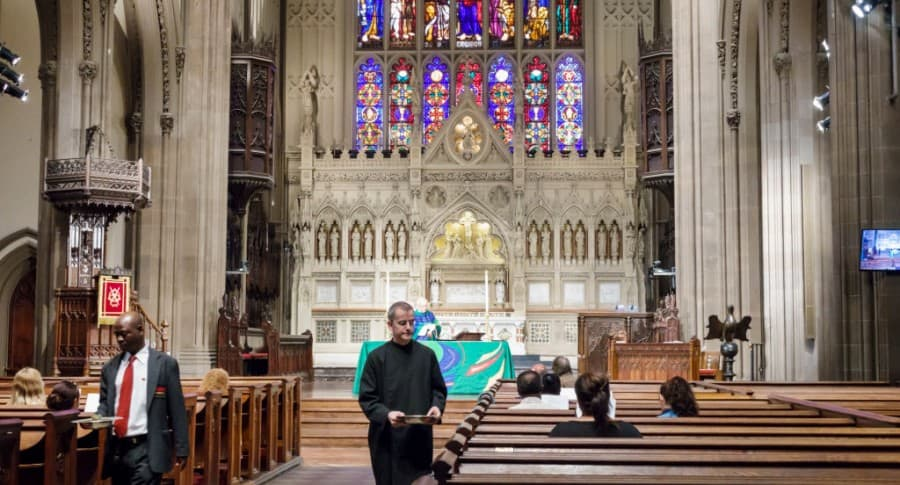 Iglesia de la Trinidad, en Nueva York