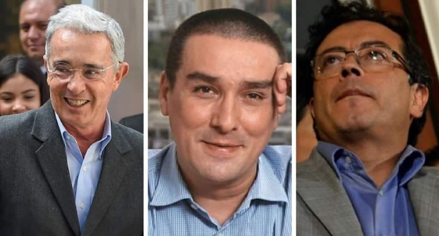 Matador, Uribe y Petro