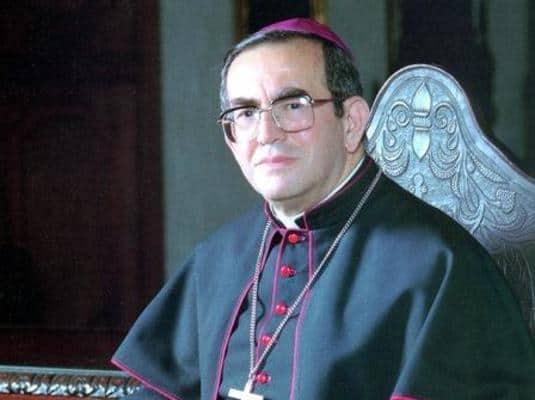 Monseñor Isaías Duarte Cancino