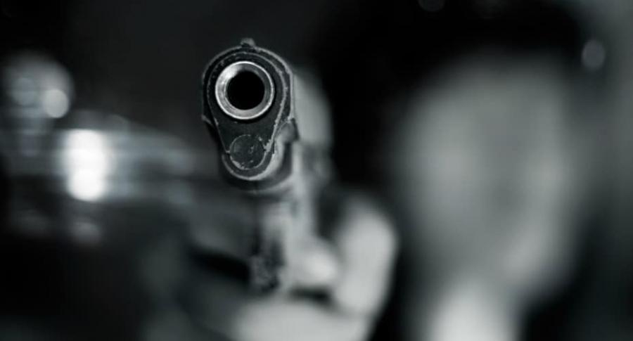 Disparo.