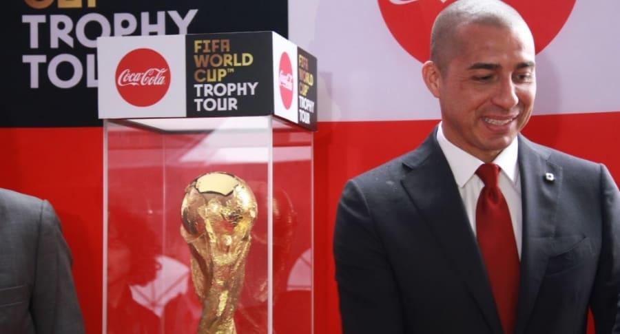 Tour de la Copa Mundial en Colombia