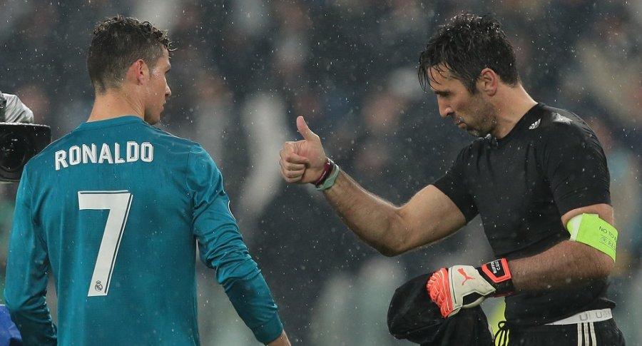 Juventus vs Real Madrid - UEFA Champions League