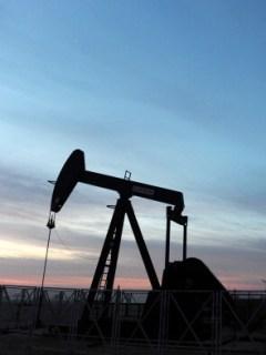 Campo petrolero en Baréin