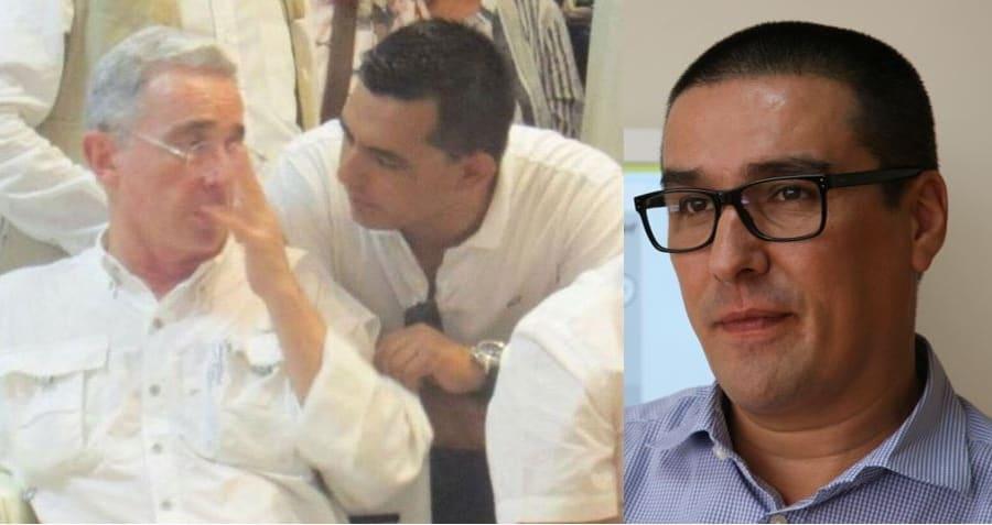 Álvaro uribe, Ariel Ortega y 'Matador'