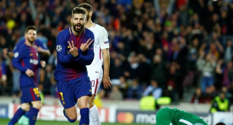 Barcelona 4-1 Roma