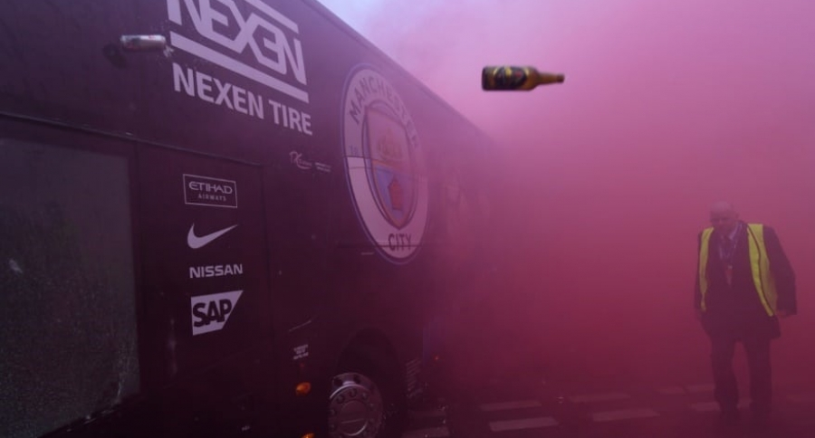 Bus de Manchester City