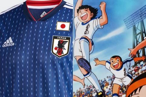 Camiseta de Japón y Supercampeones