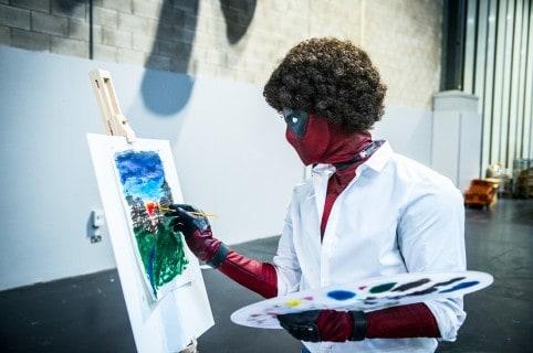 Ryan Reynolds 'Deadpool'
