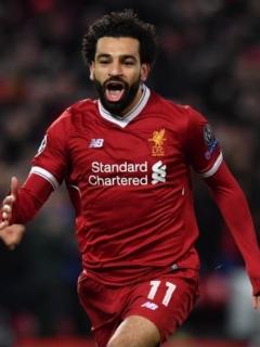 Mohamed Salah / Juan Guillermo Cuadrado