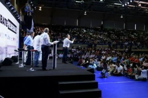 Debate presidencial en Uninorte